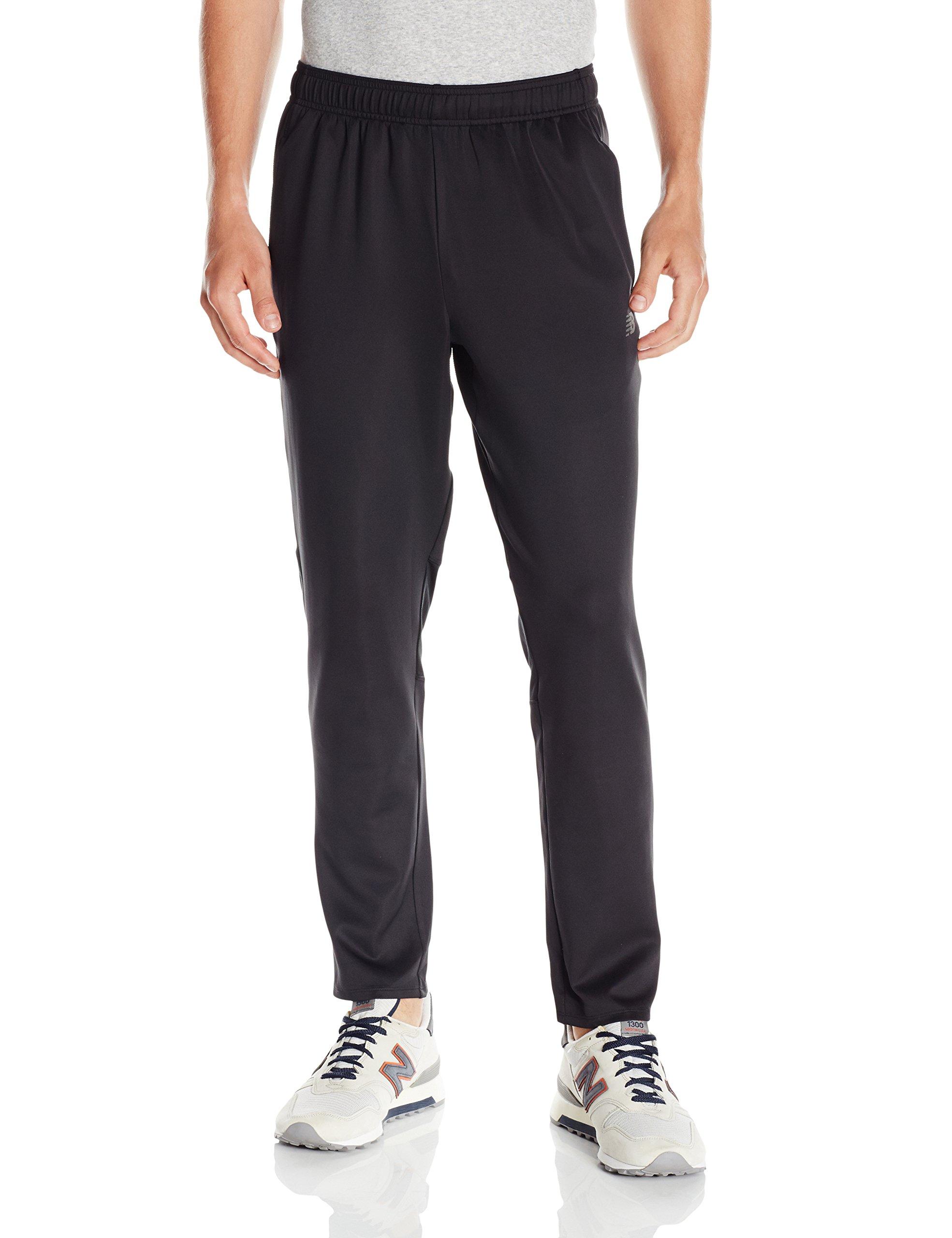 New Balance Mens Gazelle Pant, black, Small