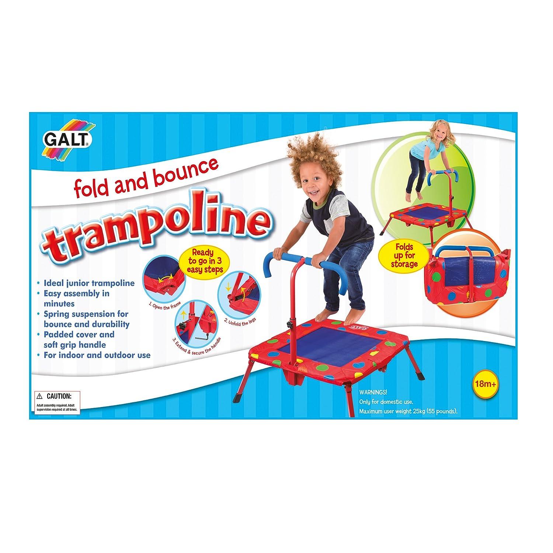 Galt Toys 1004741 Falten und Wippen Trampolin