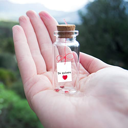 Mensaje en una botella. Miniaturas