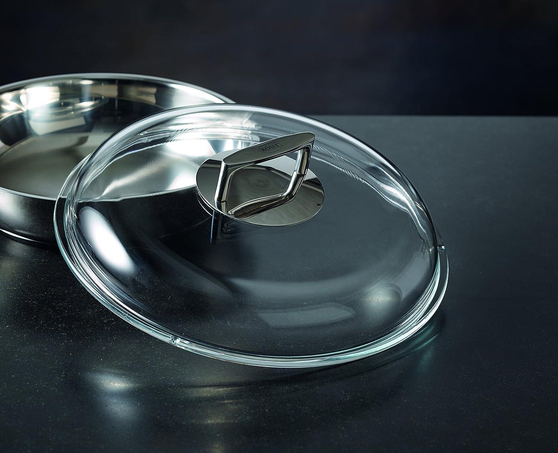 Rösle Accessoires Couvercle en verre borosilicaté 24 cm