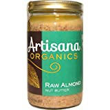 Artisana, Organics, Raw Almond Nut Butter, 14 oz (397 g) Artisana, Organics, Raw Almond Nut Butter, 14 oz (397 g) - 2pcs