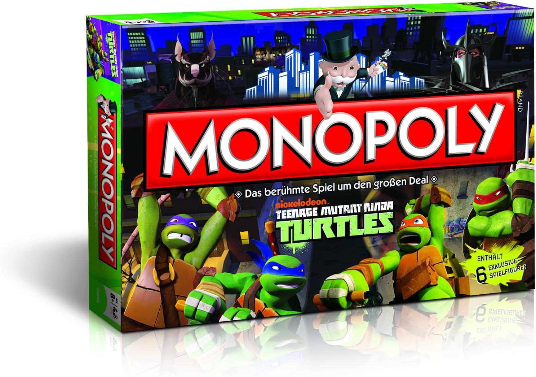 Tortugas Ninja - Juguete [versión Alemana]: Amazon.es: Juguetes y juegos