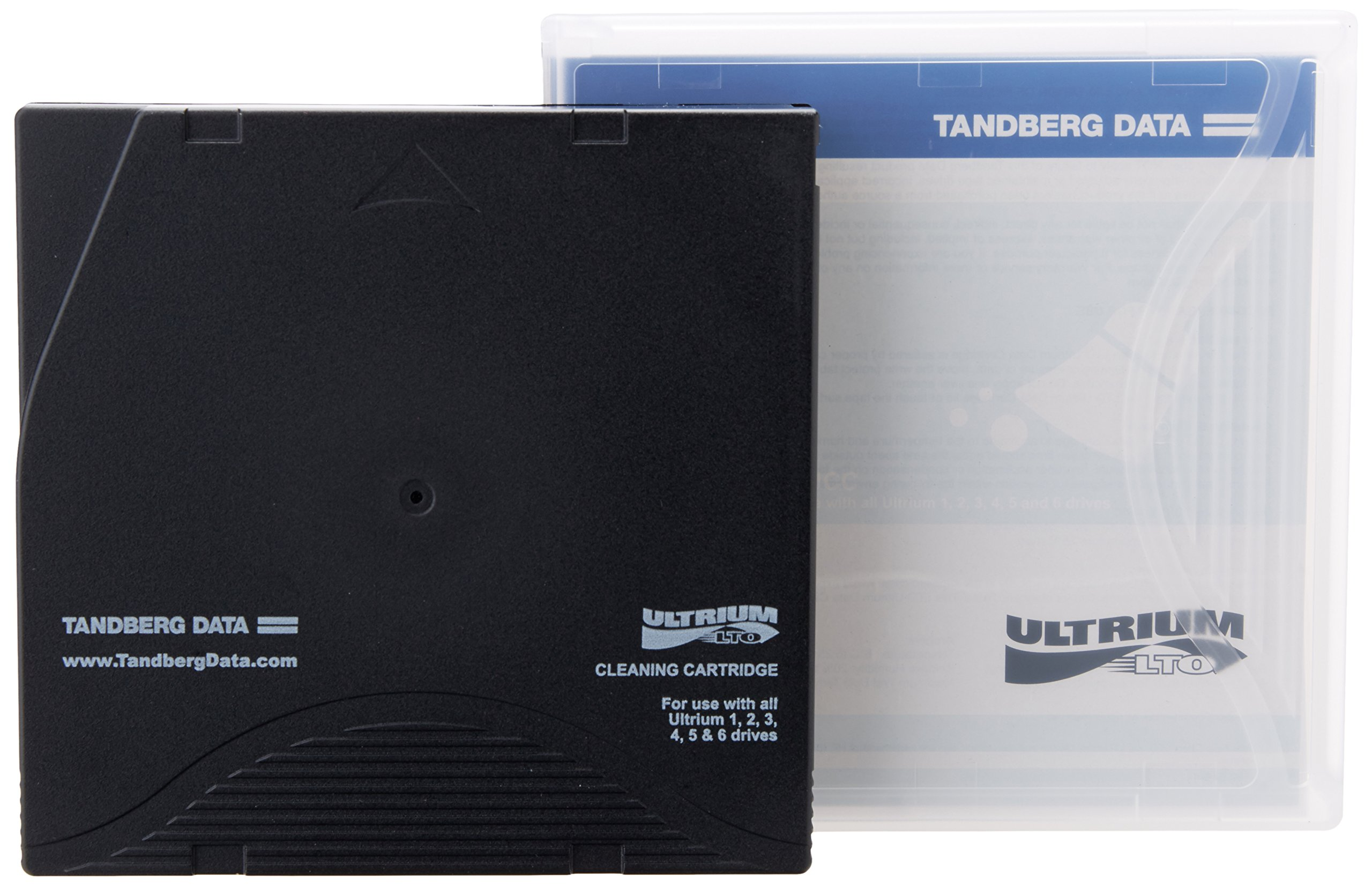 Tandberg LTO cleaning cartridge (Discontinued by Manufacturer)