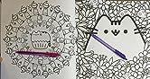 Pusheen Coloring Book - Livros na Amazon Brasil- 9781501164767