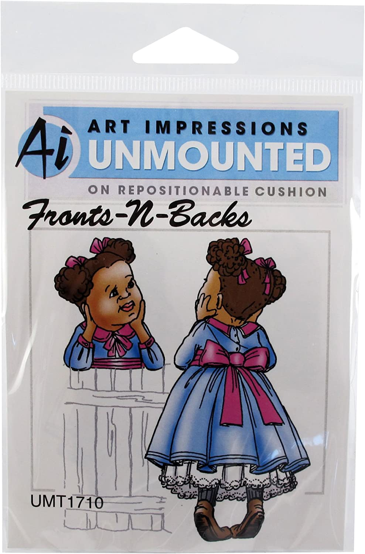Art Impressions Elizabeth Rubber Stamp