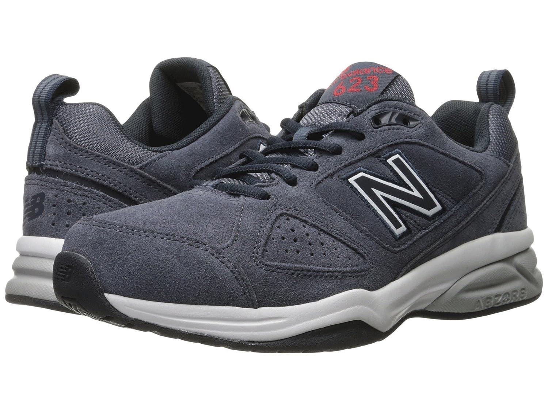 【ラッピング不可】 (ニューバランス) EE New Balance メンズトレーニング競技用シューズ靴 MX623v3 MX623v3 Charcoal Charcoal 7 (25cm) EE - Wide B0788VB8W1, 女子的ランジェリーVirgin-ist:e375ee47 --- arianechie.dominiotemporario.com