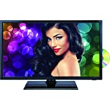 Naxa NTD-2255 22-Inches Class LED TV and DVD/Media Player with Car Package