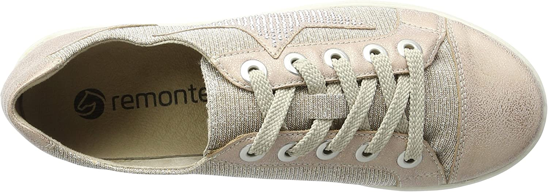 Remonte by Rieker Damen Sneaker grau D9105 42