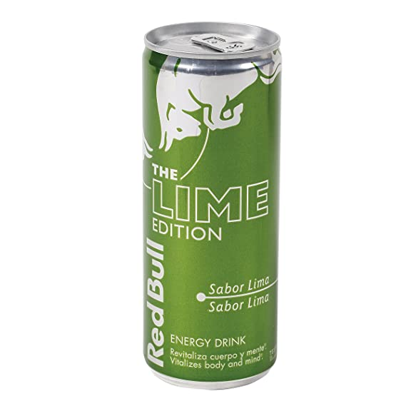 RED BULL - Bebida Energética Lima Lata 25 Cl  Amazon.es ... bf1255f1bd8
