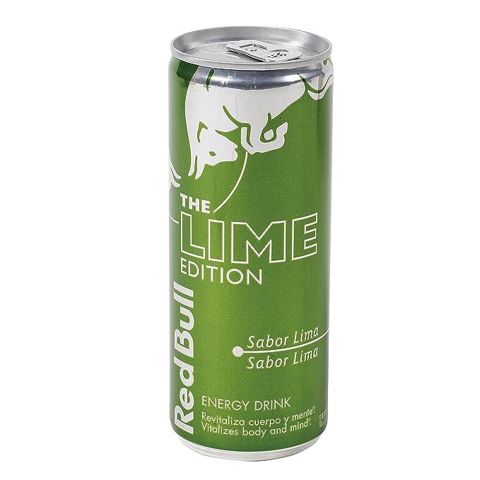b89bb117ca8b0 RED BULL - Bebida Energética Lima Lata 25 Cl  Amazon.es ...