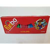 Modelling Clay Set of 5col.