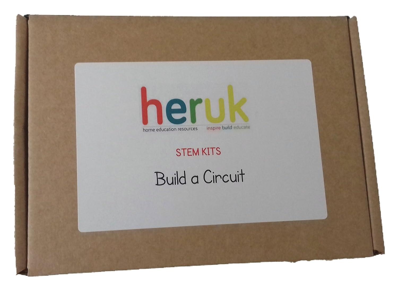 HERUK STEM KITS Electric Circuit Kit: Amazon.co.uk: Toys & Games