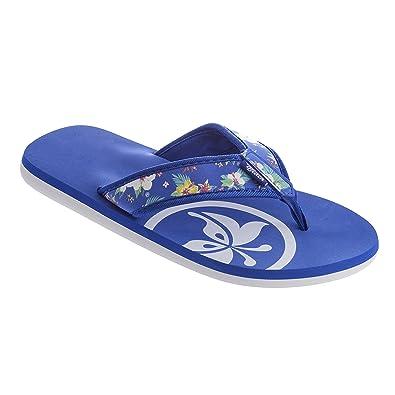 d93bf7e5b5f776 Urban Beach Ladies Cadillac Drive FW761 Toe Post Beach Flip Flops Sandals  Shoes (Sizes 3