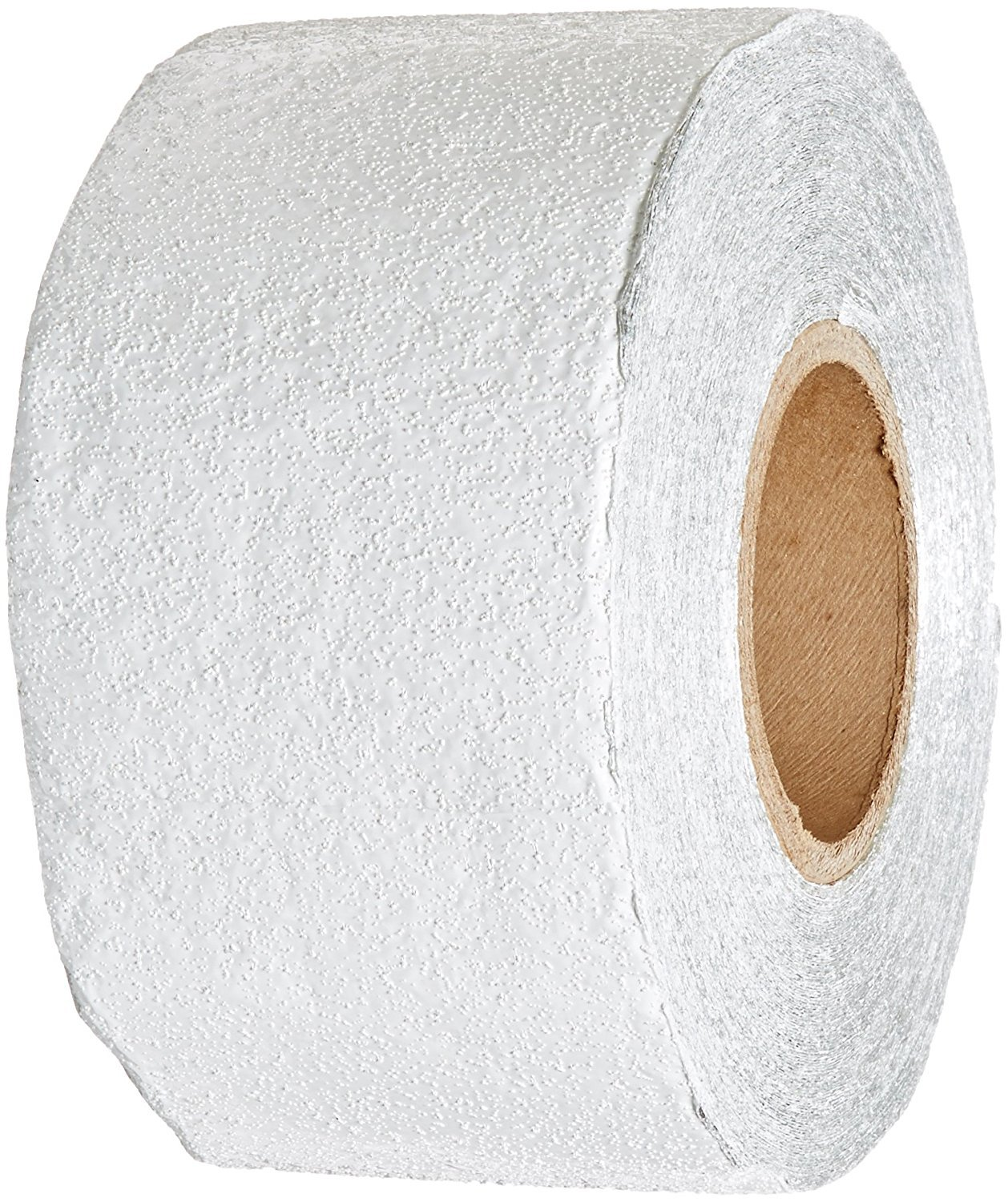 ifloortape White Reflective Foil Pavement Marking Tape Conforms to Asphalt Concrete Surface 4 Inch x 150 Foot Roll