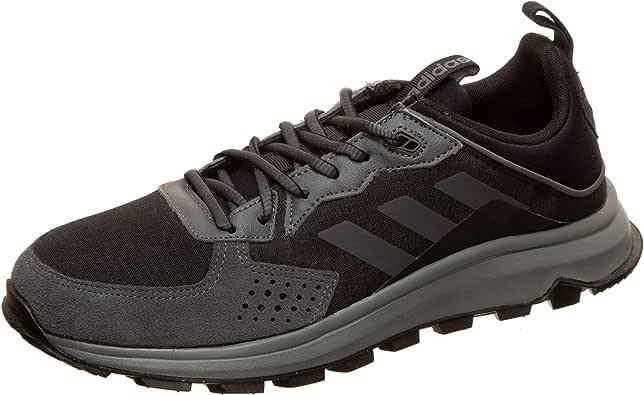 Adidas Response Trail, Sport Shoes Mens, Negbás/Negbás/Grisei, 35 EU: Amazon.es: Zapatos y complementos