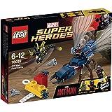 Super Heroes Lego 76039 - La Battaglia Finale di Ant-Man