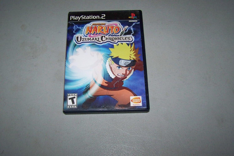 Amazon.com: Naruto: Uzumaki Chronicles - PlayStation 2 ...