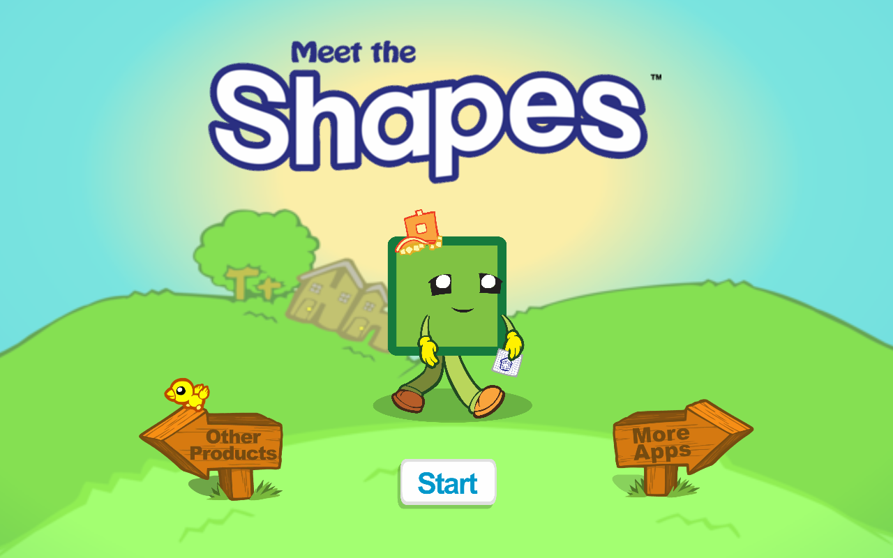 Amazon.com: Meet the Shapes: Appstore for Android