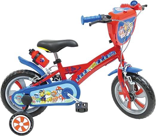 Mondo Paw Patrol 25285, Bicicleta para Niños, 12