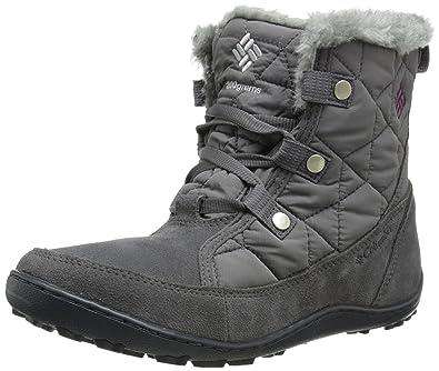 Columbia Women s Minx Shorty Omni Heat Waterproof Snow Boot