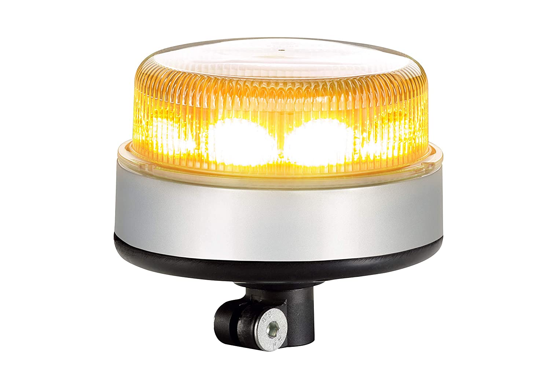 hochdruckreinigerfest gelb IPX9K IP6K7 Hella 2XD 012 980-001 Blitzkennleuchte K-LED Blizzard Festanbau 12V//24V staub- und wasserdicht