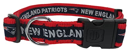 lowest price dd58c 40e46 Pets First NFL Dog Collar. 32 NFL Teams Available in 4 Sizes. Heavy-Duty,  Strong & Durable NFL PET Collar. Football Gear for The Sporty Pup.