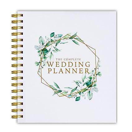 UK Wedding Planning Book Journal /& Organising Diary, New Wedding Planner