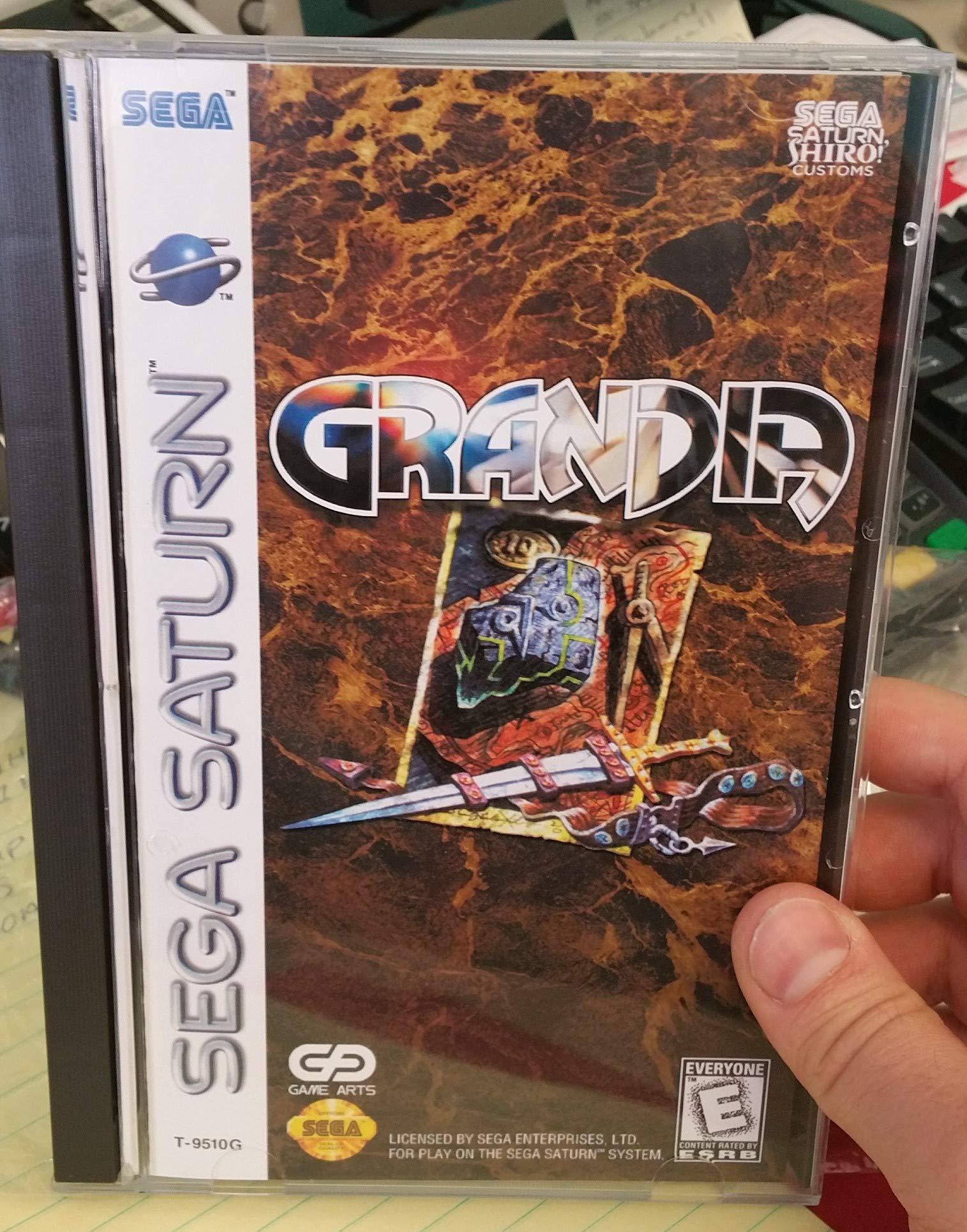 Sega CD / Sega Saturn replacement game cases 10 pack **SECOND RUN** by VGC online (Image #4)