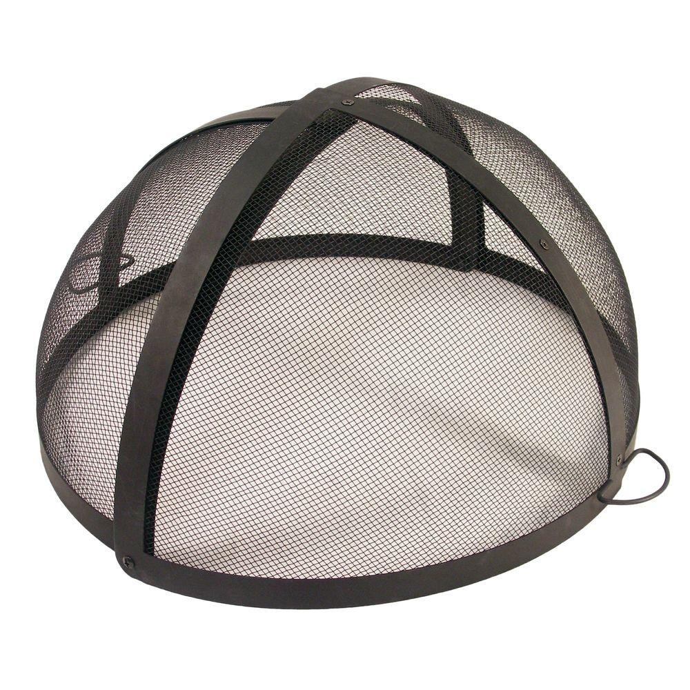 Catalina Creations Fire Pit Easy Access Spark Screen Size: 40''in by Catalina Creations (Image #3)