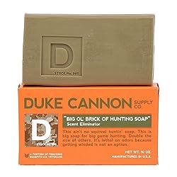 Duke Canon Scent Eliminator hunting soap gift idea.