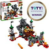 LEGO Kit de construcción Super Mario™ 71369 Set de Expansión: Batalla Final en el Castillo de Bowser (1010 Piezas)