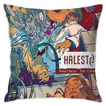 Amazon.com: Halestorm - Fundas de almohada decorativas de ...