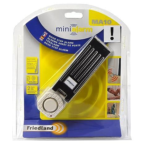 Amazon.com: Friedland Ma10 Door Wedge Stop Alarm Jams Sounds ...