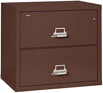 Genial Fireking Fireproof Lateral File Cabinet (2 Drawers, Impact Resistant,  Waterproof), 27.75u0026quot