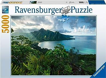 Ravensburger - Puzzle 5000 Piezas Paisaje Hawaiano (16106): Amazon.es: Juguetes y juegos