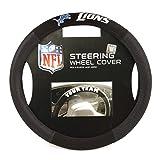 Fremont Die NFL Detroit Lions Poly-Suede Steering