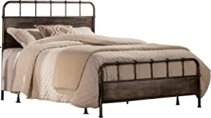 Hillsdale Furniture Bed, Queen, Rubbed Black