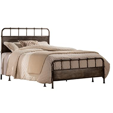 Hillsdale Furniture 1130BQR Bed, Queen, Rubbed Black