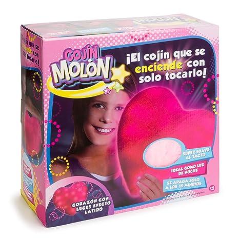 Amazon.com: Bright Light Pillow Beating Heart, Pink: Toys ...