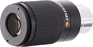 """Celestron - Zoom Eyepiece for Telescope - Versatile 8mm-24mm Zoom for Low Power and High Power Viewing - Works with Any Telescope that Accepts 1.25"""" Eyepieces"""