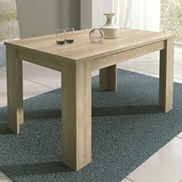HomeSouth - Mesa de Comedor Extensible, Modelo Corfu Color Cambria ...