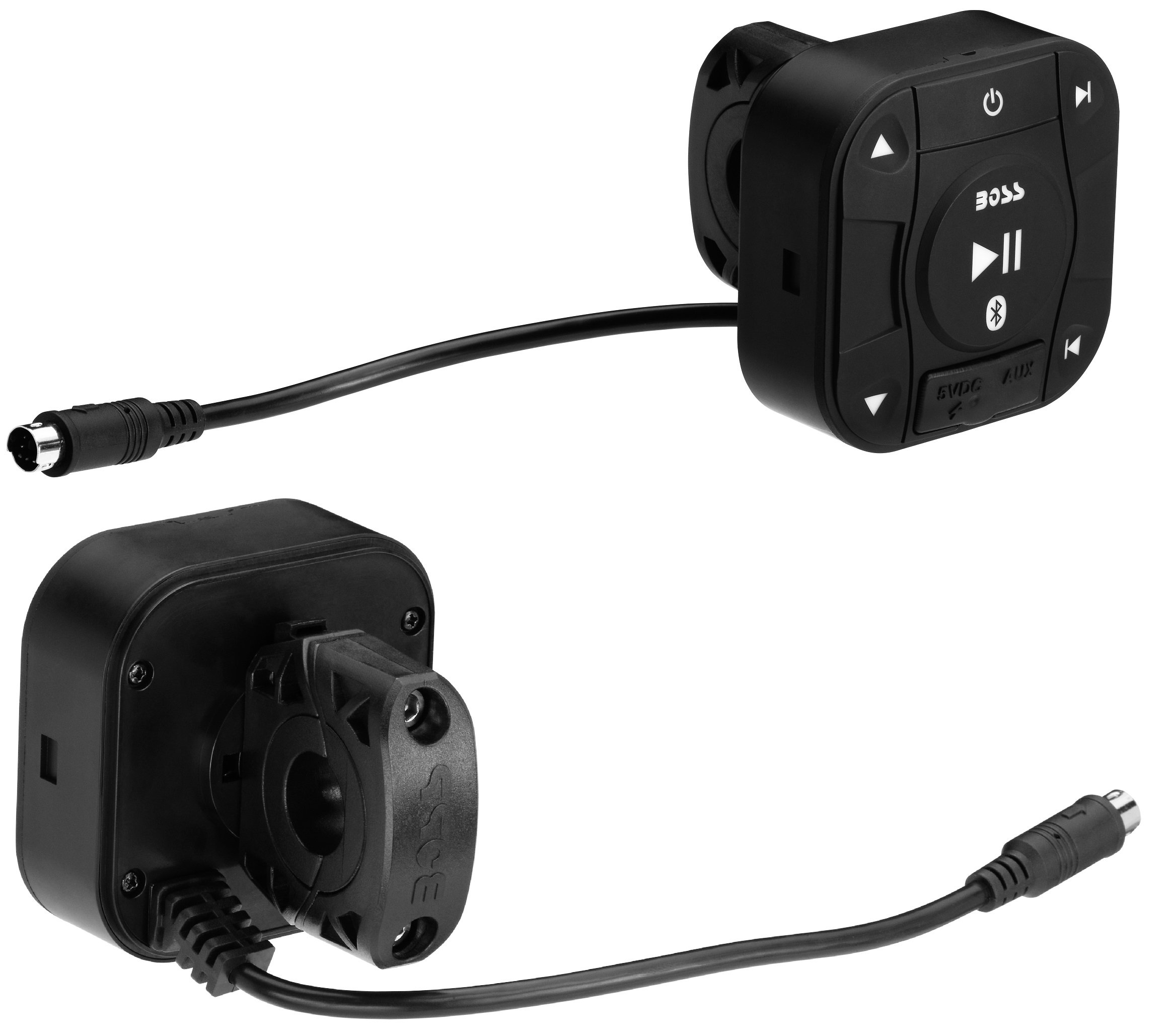 BOSS Audio ATVB90 Bluetooth, Amplified,  ATV/UTV Sound System, Weather-Proof Marine Grade, Bluetooth Remote, 12 Volt Application Friendly by BOSS Audio (Image #5)