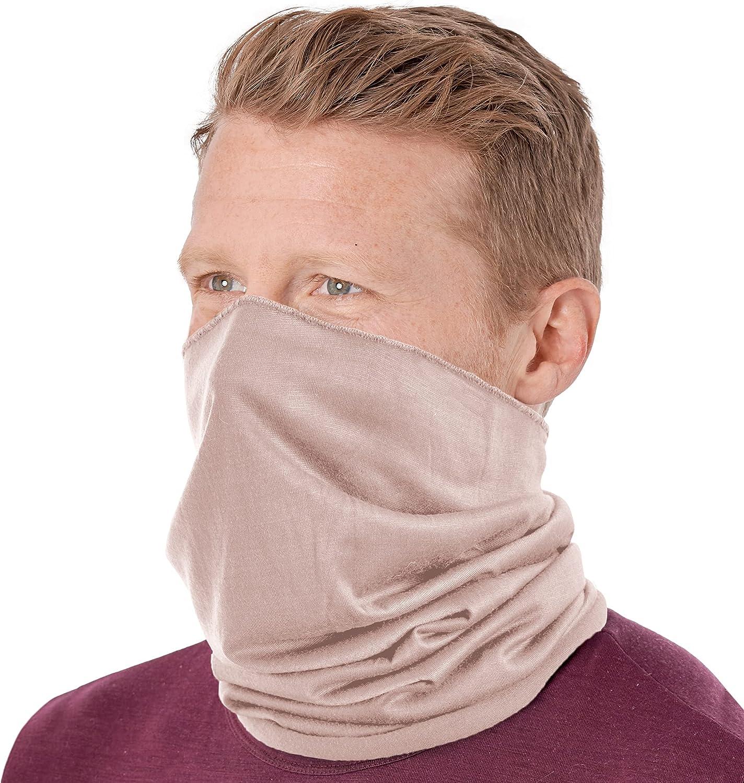 Face Scarf Neck Balaclava Face Bandana Neck Dust Wind Gaiter For Outdoor Sports