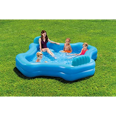 Intex Inflatable Swim Center Family Lounge Pool: Toys & Games