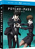 PSYCHO-PASS サイコパス: シーズン1 Pt.1 北米版 / Psycho-Pass: Season One Part One [Blu-ray+DVD] [Import]