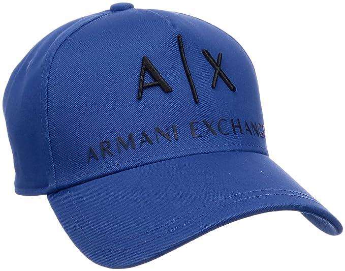 AX - Armani Exchange - Gorra para Hombre 652d93b1193