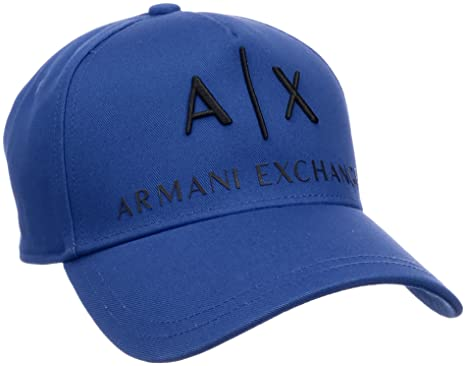 001aca2e6c9 Amazon.com  Armani Exchange Men s Corp Logo Hat