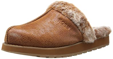 Skechers Keepsakes - Winter Wonder Damen Flache Hausschuhe
