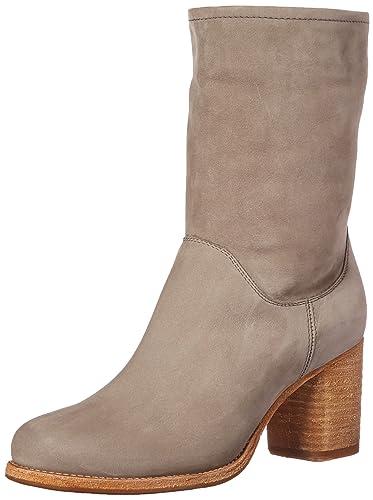 FRYE Women's Addie Mid Boot, Grey, ...