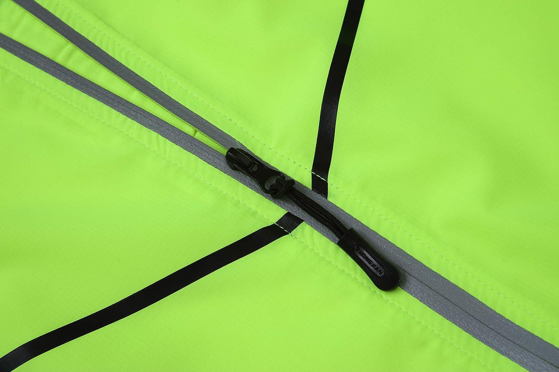 Licy Life-UK Donna e Uomo Allaperto Outdoor Softshell Sport Giacca Cappotti Cappuccio Impermeabile Vento Multifunzione Escursionismo Alpinista Campeggio attivit/à